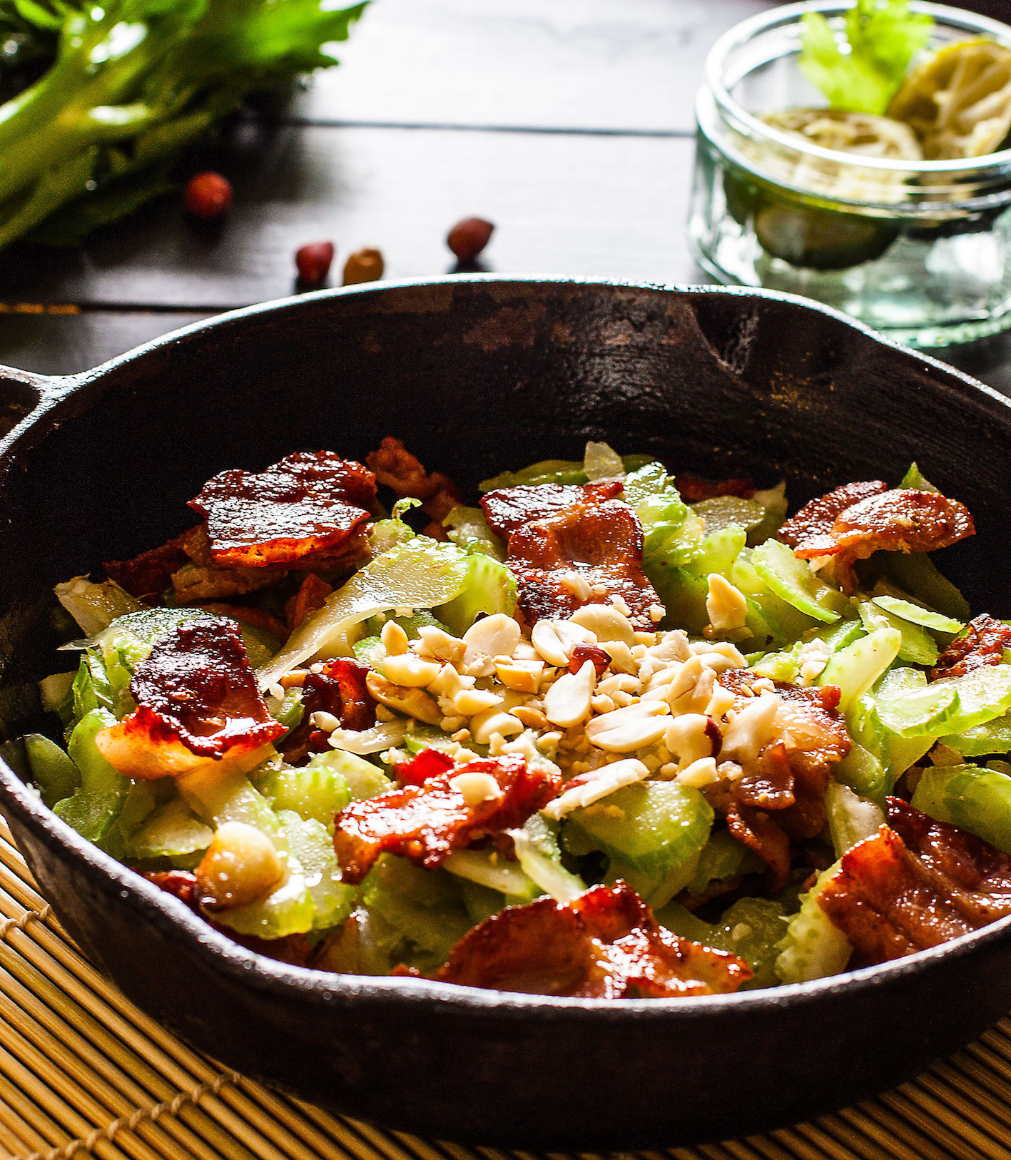 celery-bacon-stir-fry-4
